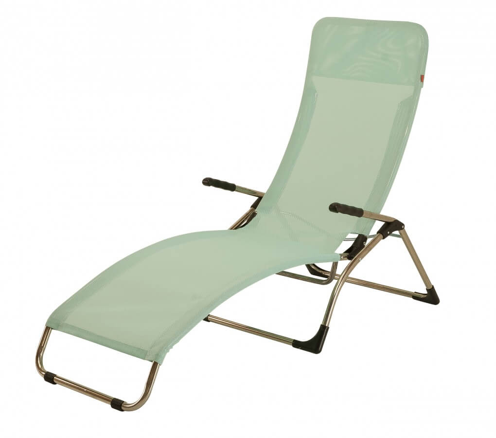 Samba sonnenliege liegestuhl gartenliege von jan kurtz for Gartenmobel liegestuhl