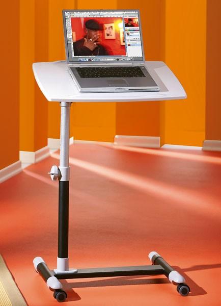 computertisch laptop tisch pult alexis h henverstellbar. Black Bedroom Furniture Sets. Home Design Ideas