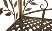 Regal Eisenregal Ruffini klappbar antik braun lackiert Vorschau