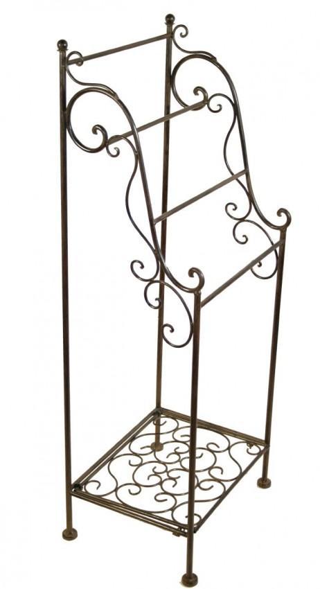 Metall Handtuchhalter BAGOLINO im Landhausstil