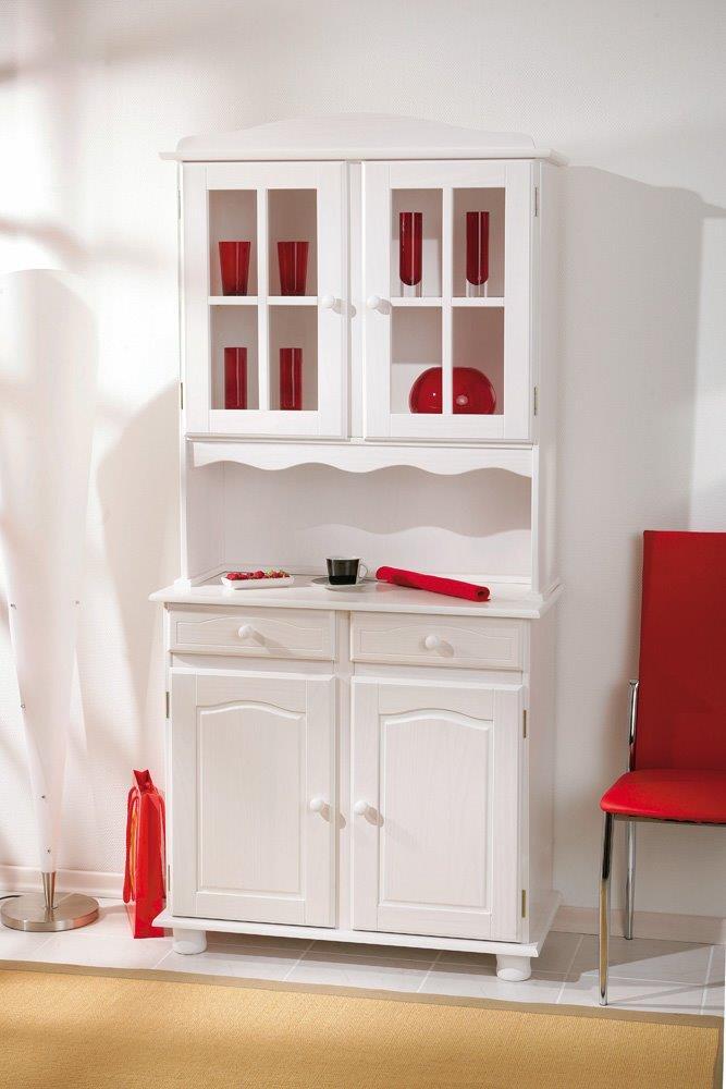 buffetschrank wei preisvergleich die besten angebote online kaufen. Black Bedroom Furniture Sets. Home Design Ideas