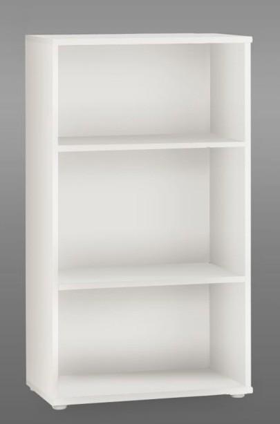 Regal Bücherregal 72-111 in weiß Tempra von Forte