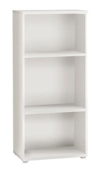 Regal Bücherregal 54-111 in weiß Tempra von Forte