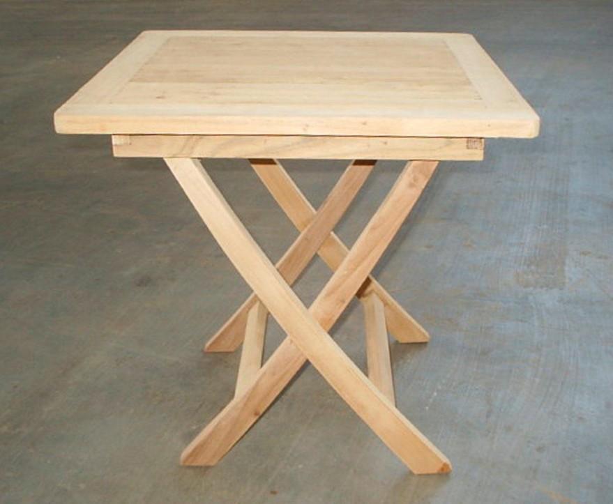 Klapptisch Beistelltisch.Klapptisch Beistelltisch Gartentisch In Premium Teak