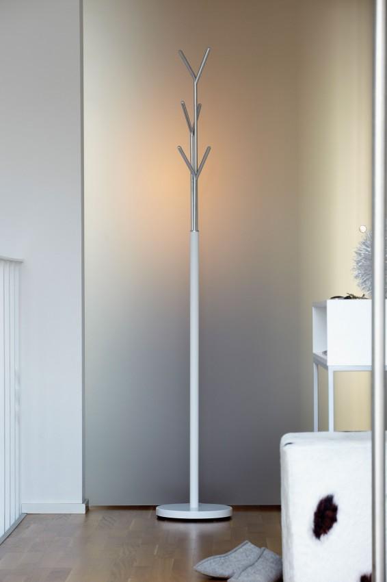 kleiderst nder london design garderobe verchromt von jan kurtz. Black Bedroom Furniture Sets. Home Design Ideas