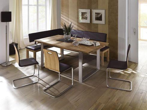 polster eckbank eckbankgruppe sandra 03 kernbuche oder wildeiche. Black Bedroom Furniture Sets. Home Design Ideas
