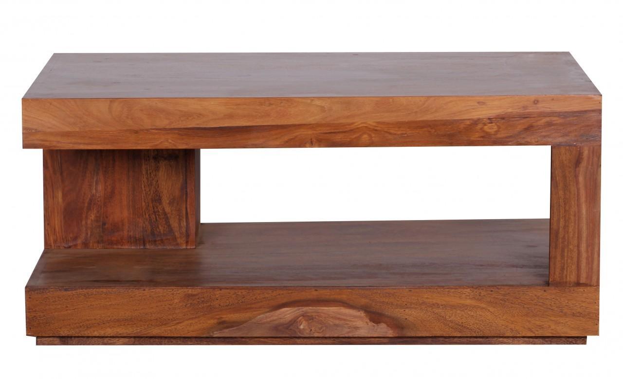 Beeindruckend Couchtisch Holz Massiv Dekoration Von