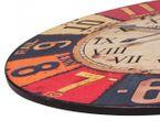 60 cm Design Wanduhr Grand Hotel mit großem Zeiger im Vintage look Vorschau