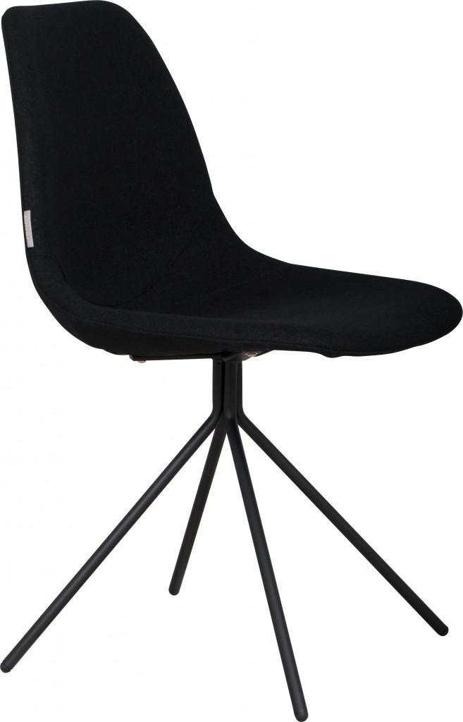 Zuiver Designer Stuhl FOURTEEN BLACK