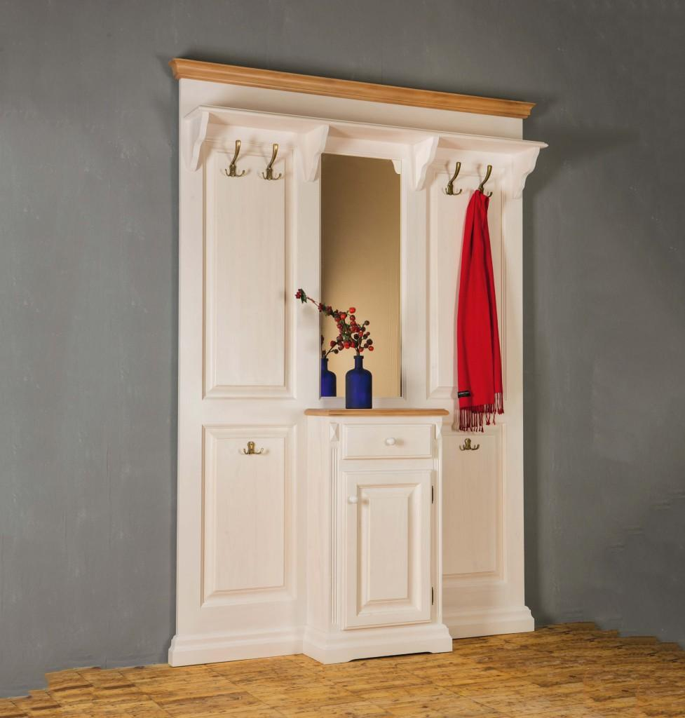 garderobe wandpaneel weiss husliche garderobe tyramus with garderobe wandpaneel weiss perfect. Black Bedroom Furniture Sets. Home Design Ideas