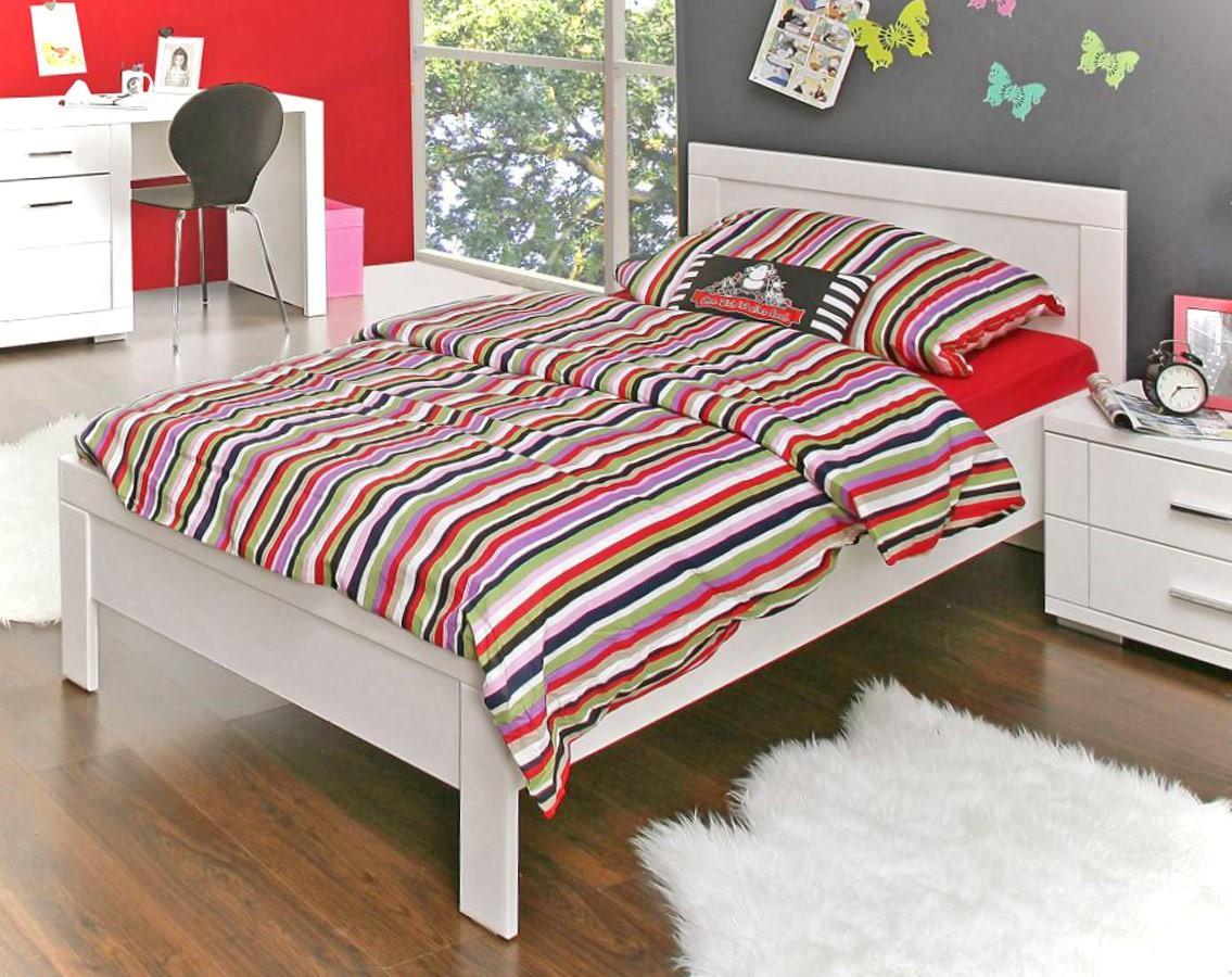 Verzauberkunst Bett Einzelbett Foto Von