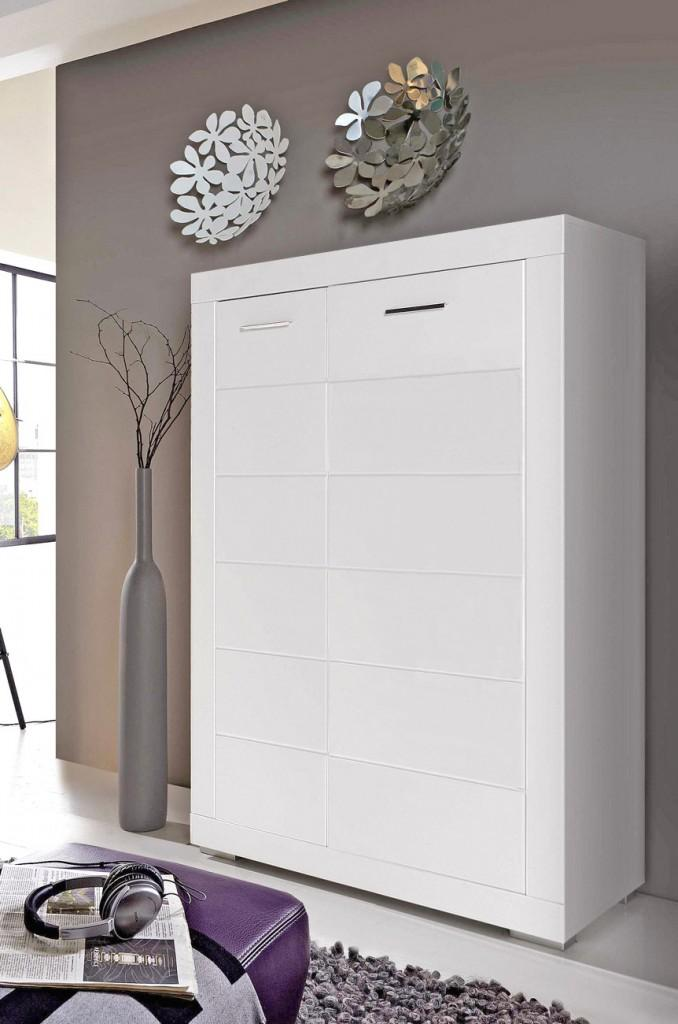 highboard snow schrank mit 2 t ren 8 f cher. Black Bedroom Furniture Sets. Home Design Ideas