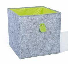 FILZ-Box WiDDY Aufbewahrungs-Box aus Filz in verschiedenen Farben