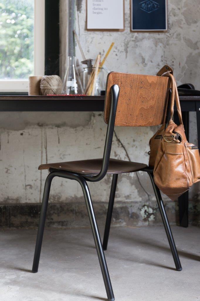 stuhl stapelstuhl scuola von dutch bone. Black Bedroom Furniture Sets. Home Design Ideas