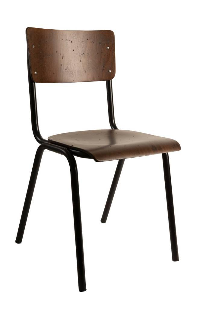 Stuhl Stapelstuhl SCUOLA von DutchBone