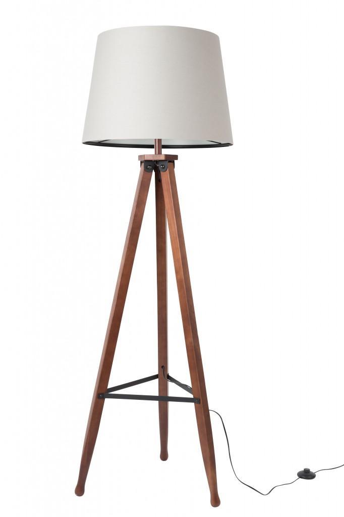 Tripod Designer Lampe Stehleuchte RIF Von DutchBone