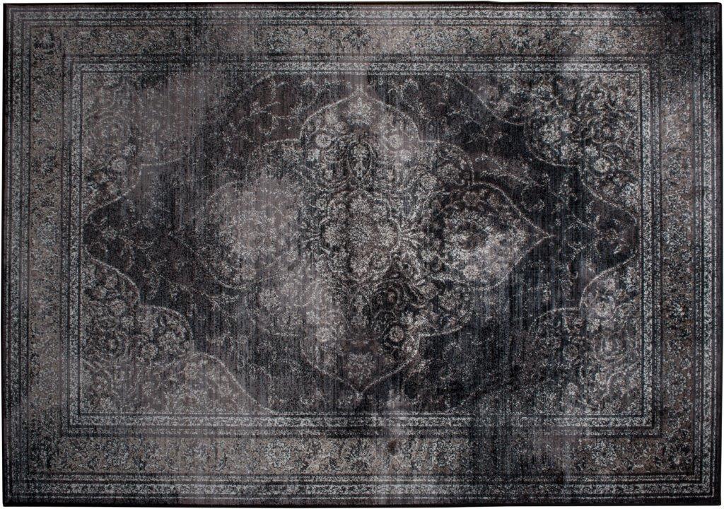 Rugged Teppich Dark in versch. Größen von DutchBone