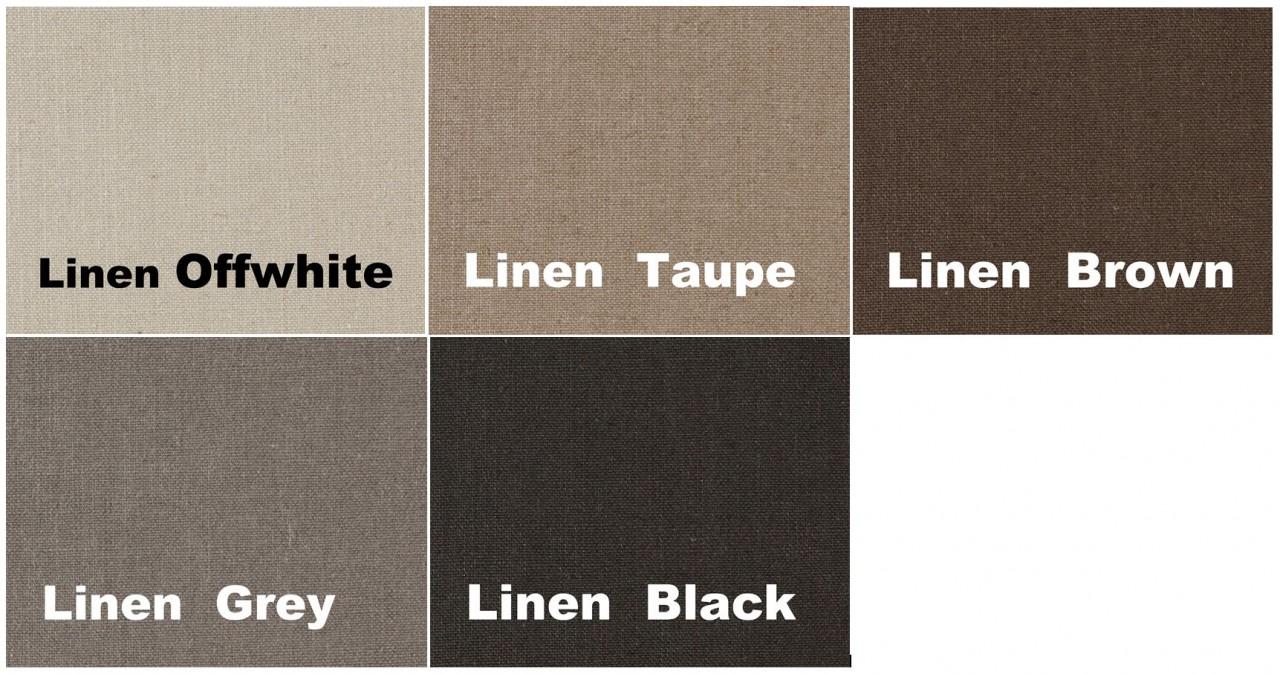 bett factory line rahmen loft akazie massiv polster kopfteil. Black Bedroom Furniture Sets. Home Design Ideas