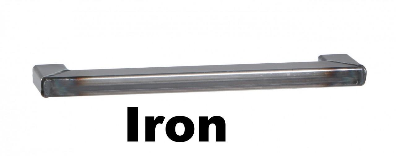 Metallgriff SECA 2er-Set, Anthrazit oder Iron, zu Hasena-Kommoden