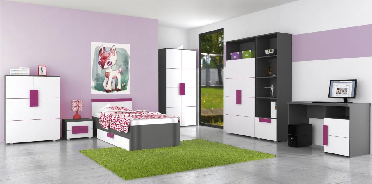 kinderzimmer jugendzimmer libelle f r m dchen. Black Bedroom Furniture Sets. Home Design Ideas