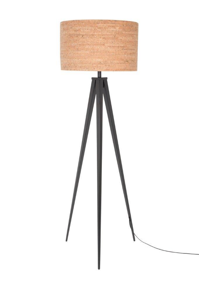 stehleuchte tripod wood tripod der firma zuiver with. Black Bedroom Furniture Sets. Home Design Ideas