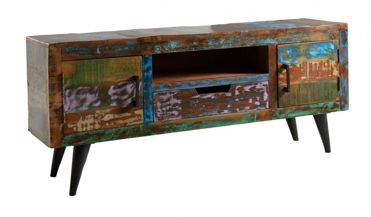 Vintage TV Lowboard Kommode 5221-98 Miami von SIT