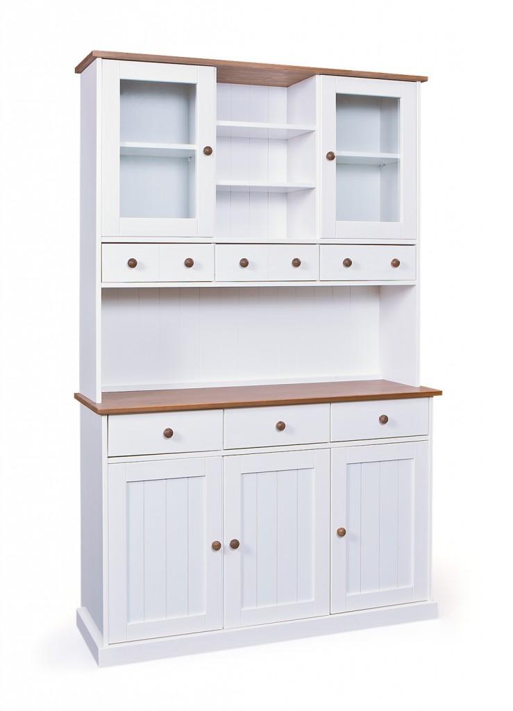 buffet vitrine westerland 13 2 k chenbuffet 5 t rig im. Black Bedroom Furniture Sets. Home Design Ideas