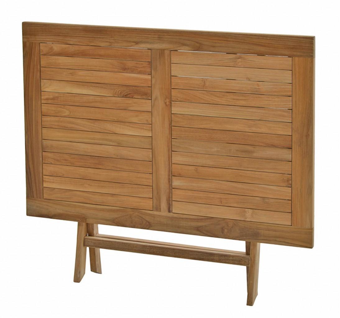 gartentisch 120 x 80 ac75 hitoiro. Black Bedroom Furniture Sets. Home Design Ideas