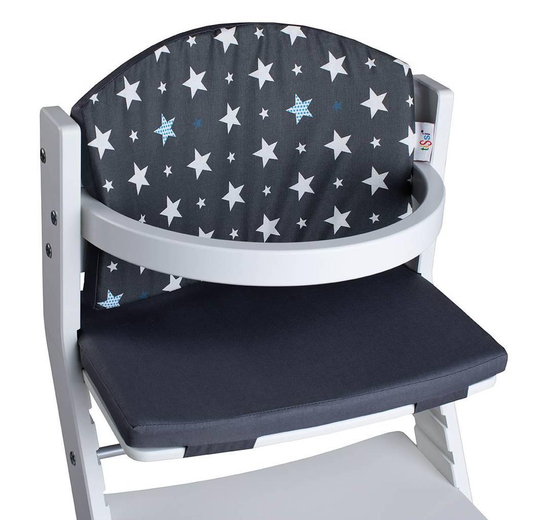 Sitzkissen für tiSsi® Hochstuhl 5 Farben lieferbar