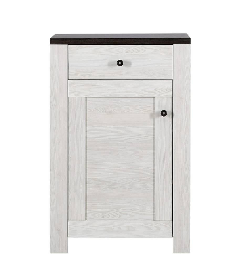 schuhschrank antwerpen 1 t rig l rche wei nachbildung. Black Bedroom Furniture Sets. Home Design Ideas