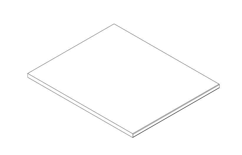 einlegeboden 49 cm f r schr nke halvar ylva mit 3 t ren. Black Bedroom Furniture Sets. Home Design Ideas