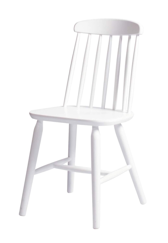 esszimmerstuhl stuhl peer buche massiv wei lackiert. Black Bedroom Furniture Sets. Home Design Ideas