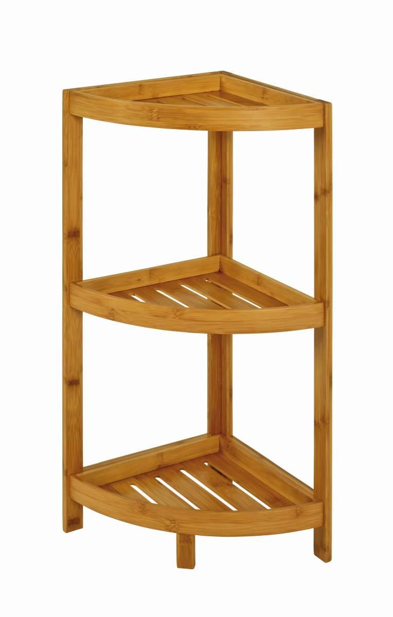eckregal badregal marbella bambus. Black Bedroom Furniture Sets. Home Design Ideas