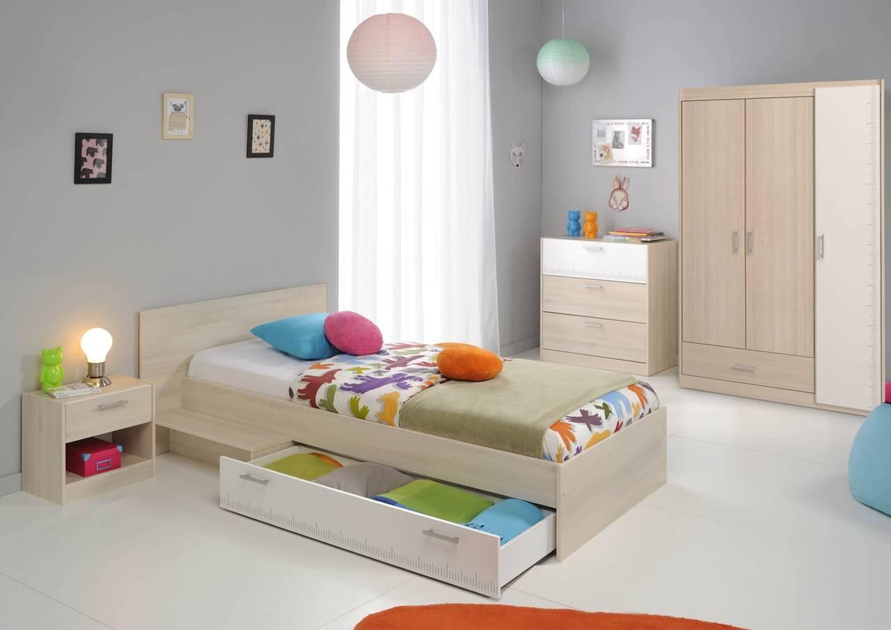 Kinderzimmer Jugendzimmer Komplettset CHARLY 12