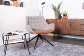 DOULTON Lounge Chair Relaxsessel von ZUIVER Ansicht-9