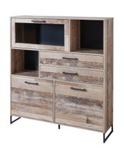 Highboard ROOF - Used Style Mix Nachbildung