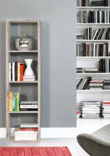Standregal Bücherregal MAURO 411 Sandeiche Optik Regal von Forte